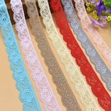 Buy elastic <b>lace</b> ribbon and get <b>free shipping</b> on AliExpress.com