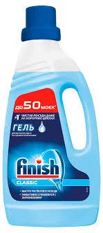 Купить <b>Гель для посудомоечных машин</b> Finish Classic, 1 л с ...