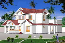 Indian Model House Plans   Greatindex netExterior Home House Design