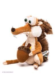 <b>Мягкая игрушка</b> '<b>Белка</b>' от Мульти-пульти по цене 410 руб ...
