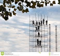 scaffold builder clipart silhouette clipartfest the scaffold builders