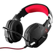<b>20408 Trust</b> Gaming Carus <b>GXT 322</b> Wired Over-the-head Stereo