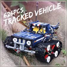 <b>Technic RC Blocks car Remote Control</b> Intelligent race Model SUV ...