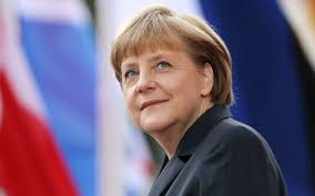 German Chancellor Angela Merkel is the latest in a long line of politicians to be parodied on SNL—this time, by cast member Kate McKinnon. - Angela-Merkel-5-things-to-know-ftr