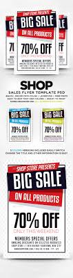 big shop flyer by designblend graphicriver big shop flyer flyers print templates