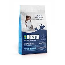 <b>Bozita Grain</b> free Reindeer/<b>Сухой корм</b> для взрослых собак с ...