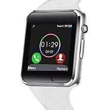 321OU Smart Watch Touch Screen Bluetooth Smart ... - Amazon.com