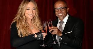 <b>Mariah Carey</b> debuts new 'melodic beverage' called <b>Butterfly</b> - Los ...