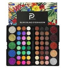 Buy POPFEEL <b>29 Color Eye Shadow Palette</b> Glitter Pressed ...
