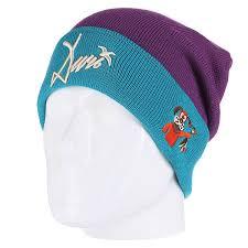 Купить <b>шапку запорожец Wildfowl Beanies</b> Purple/Blue в интернет ...