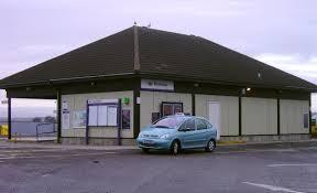 Montrose railway station