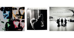 <b>U2</b>: Vinyl Reissues Coming Soon Pop Wide Awake In America <b>All</b> ...