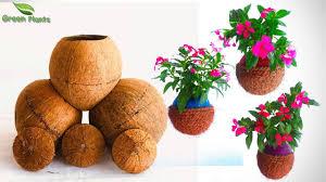 <b>Flower</b> Garden Idea-<b>Hanging Flower Pots</b>-String Garden Idea-Best ...