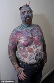 Risultati immagini per anziano tatuato
