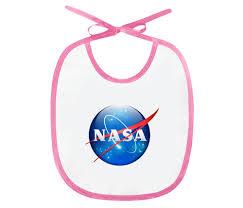 "Слюнявчик ""<b>NASA</b> SPACE"" #1628937 от Jimmy Flash - <b>Printio</b>"