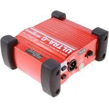 <b>Директ</b>-<b>бокс BEHRINGER GI-100 ULTRA</b>-<b>G</b> купить в интернет ...
