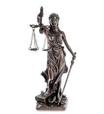<b>Статуэтка</b> «<b>Фемида</b> - богиня правосудия» <b>WS</b>-<b>655</b>/<b>1</b> | Мифология ...