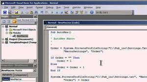 generating a new number in sequence for each new document in generating a new number in sequence for each new document in microsoft word 2010