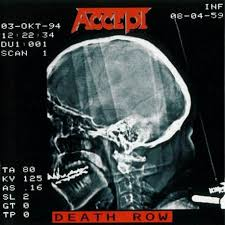 <b>Accept</b> - <b>Death Row</b> - Reviews - Encyclopaedia Metallum: The Metal ...