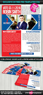 political promotion psd flyer template psd templates preview flyer
