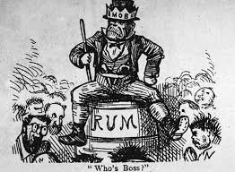Image result for anti irish cartoons