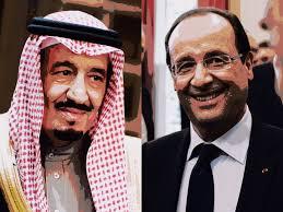 """Résultat de recherche d'images pour """"Hollande et l'armée saoudienne au Yemen photos"""""""