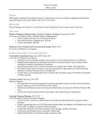 sample chronological resume 2 format of chronological resume
