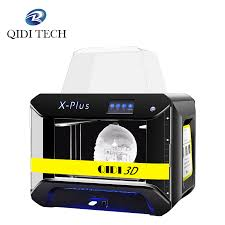 <b>QIDI TECH 3D</b> Printer X Plus Large Size Intelligent Industrial Grade ...