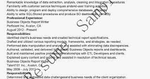 bo resume bo sap bo resume sap business objects developer resume obiee developer resume