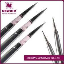 <b>1pc</b> Black DIY Handle UV Gel Nail <b>Art</b> Tip Care Pen Brush Manicure ...
