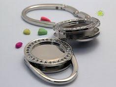 8.5cm Round Metal Purse Frame Handle for Clutch Bag Handbag ...