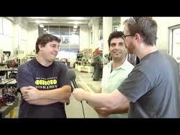 <b>High</b>-<b>End CNC</b> for Anyone: Tested Tours TechShop - YouTube