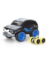 <b>Машина</b> 2 в 1 Фьюри Кросс на <b>р/у 1:12</b> EXOST Silverlit 6633104 в ...