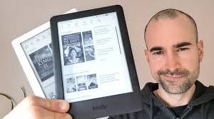<b>Amazon Kindle 2019</b> | Serious screen upgrade! - YouTube