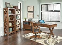 signature design by ashley furniture burkesville home office desk with drop front keyboard tray sams appliance furniture table desk buy office desk