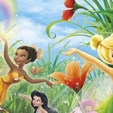 <b>Фотообои</b> Komar <b>Disney Fairies</b> Meadowt 8-466