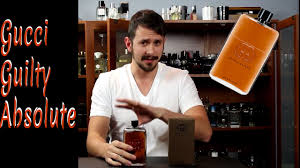 <b>Gucci Guilty Absolute</b> Fragrance Review - YouTube