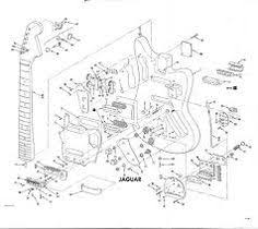 full scale plans for the gibson les paul double cutaway electric on silvertone guitar sg wiring diagram