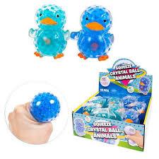 <b>Игрушка</b>-антистресс <b>Junfa Toys Мялка</b> с шариками Пингвин ...