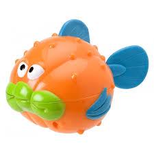 """<b>Игрушка для ванны</b> """"<b>Рыба-ёж</b>"""" Alex 850W - купить в интернет ..."""