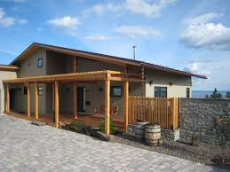 Passive House Methods Help Build for the Future    cs passive solar house in Duluth MN exterior