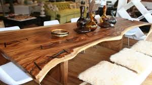 Log Dining Room Tables Modern Wood Dining Table Rustic Wood Dining Room Tables Old Wood