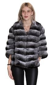 Small Size <b>Handmade Genuine Leather</b> Lightweight Fur Baby Coat