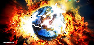Image result for pics of the world end times