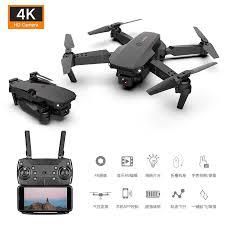 E88 <b>folding</b> drone high-definition <b>dual camera aerial</b> vehicle ...