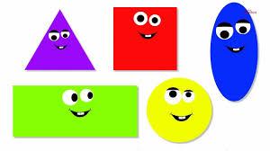 Shape Song | Shapes Song | preschool - YouTube