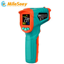 <b>Mileseey Non contact</b> Infrared <b>Thermometer Digital Temperature</b> ...