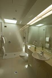 ada bathroom layout for a modern bathroom with a recessed lighting and penthouse master bath by bathroom recessed lighting bathroom modern
