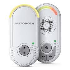 <b>Радионяня Motorola</b> MBP8 (белый) — купить в интернет ...