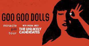 Goo <b>Goo Dolls</b>   Orpheum Theatre